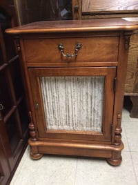 Antique Nightstand or Side Table