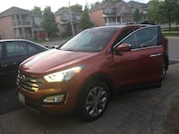 Hyundai - Santa Fé - 2013 + free 4 sport tire + ring Richmond Hill