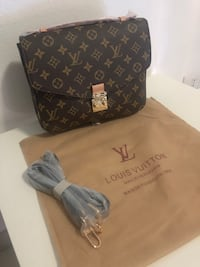 zaino in pelle marrone Louis Vuitton monogrammato marrone Paullo, 20067