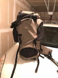 Mountain classic backpack lots of storage and extra padded support for your back on your long hikes Longmont, 80504