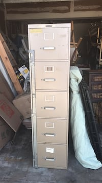 file  Cabinet 5Drawers