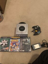 Nintendo GameCube LOT 3 Games, Controller and Power Cable Mississauga, L5H 1W4