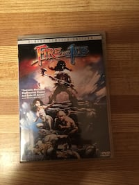 DVD Movie Fire And Ice