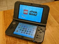 New Nintendo 3ds XL (w lots of games)