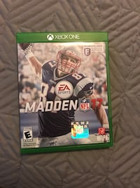 Madden 17 for Xbox one Union, 07083