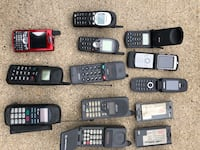 Assorted-color smartphone lot Canton, 48187