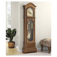 Antique Grand Father Clock(Electric) (New In Box) Mississauga