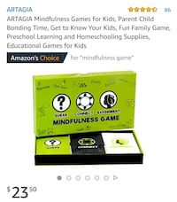 Brand New Mindfulness Games for Kids