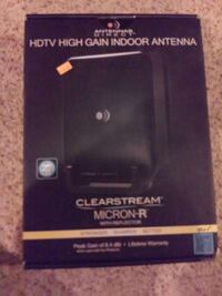 HDTV HIGH GAIN INDOOR ANTENNA Lake Frederick, 22630