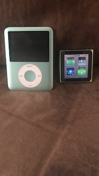 iPod Nano 6 generation 16 GB iPod Nano 3genaration 8Gb Oakland, 94605