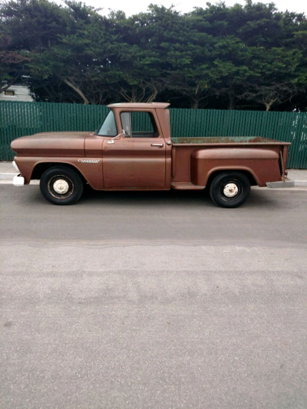 Chevrolet Apache C10 1960 Usag Vendre Redwood City Letgo