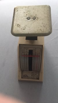 1950's Air mail scale New Hyde Park, 11040