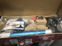 CORDLESS HOOVER REACT UNLIMITED - like new in the box Mississauga