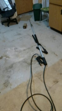 Pressure washers extension for window washing