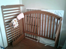 Lit d'enfant / Baby bed