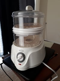 Two tier food steamer MIDDLETOWN