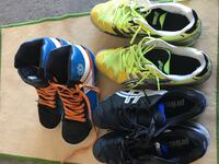 Men Size 10 Used Shoes (3 pairs) Richmond Hill, L4B 3V5