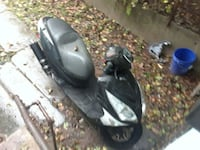black and gray motor scooter Meriden, 06450
