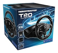 Thrustmaster Racing wheel for PS4/PS3 Milton, L9T 0M5