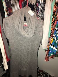 sweater dress and scarf Crestview, 32539