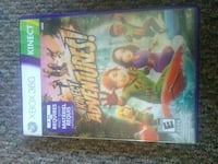 Kinect adventers game