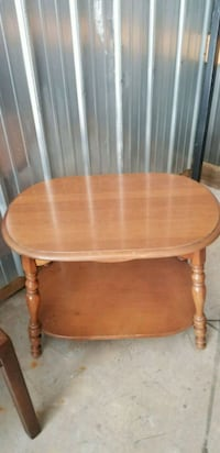 Oval coffee table...pick up only