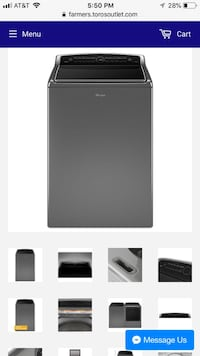 black and gray portable air conditioner screenshot Farmers Branch, 75234