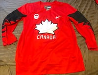 Team Canada OFFICIAL Jersey NIKE  - With Tags - Brand New - Large (also have medium) London, N5Z 4B6
