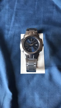 Casio Stainless Steel Watch Brampton, L7A 0M6