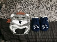 Hat & mittens for baby Toronto, M1L 4R8