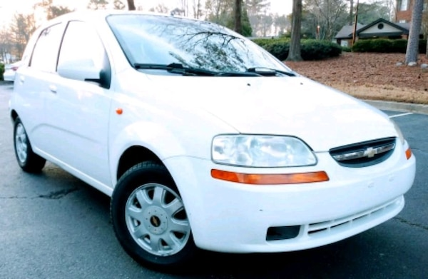 Used Chevrolet Aveo 2004 For Sale In Duluth Letgo