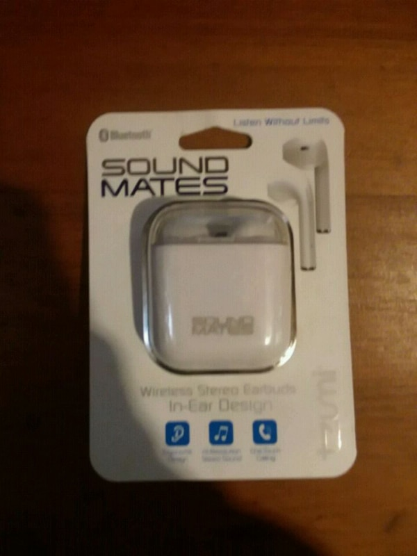 9cb1950be84 Used Bluetooth sound mates wireless earbuds for sale in Concord - letgo