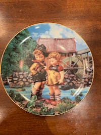 Hummel Collector Plate Hello down there East Gwillimbury, L0G 1V0