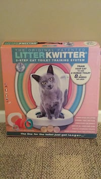 Cat Litter Kwitter Bear, 19701
