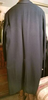 Mens  Cashmere Top Coat