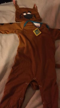 12 month scooby doo costume Frederick, 21702
