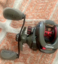 Quantum Smoke SM100SPT Fishing Reel Dallas, 75231
