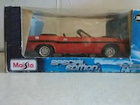 red and blue die-cast car Show Low, 85901
