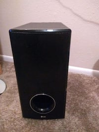 black and gray speaker system Westwego, 70094