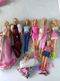 Barbie Doll a lot of 7 Whitchurch-Stouffville, L4A 0J5
