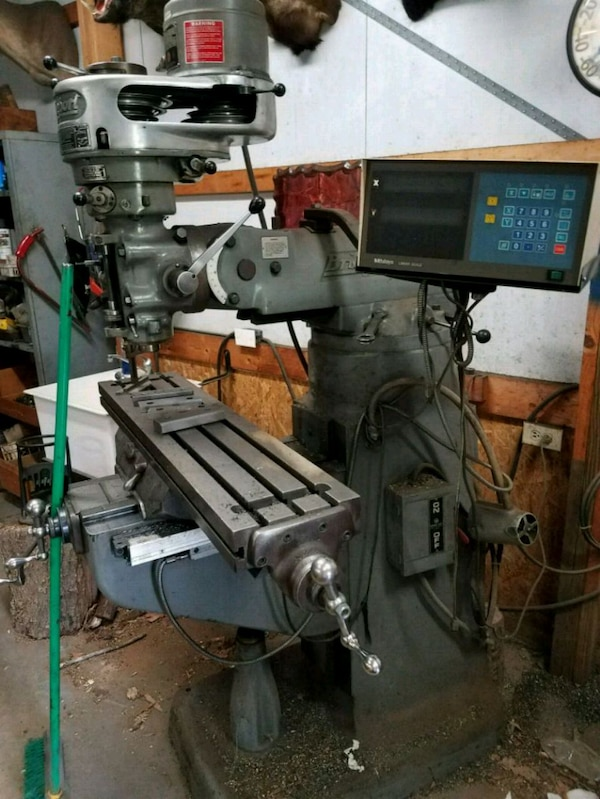 Milling Machines For Sale Used Metal Milling Machines >> Bridgeport Vertical Milling Machine