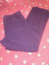 Purple size 16 pants Colonial Heights, 37663