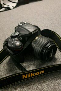 Nikon D5200 24.1 MP CMOS Digital SLR with 18-55mm  Milton, L0P