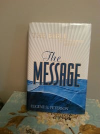 New Bible. The Message Version.  Hobart, 46342