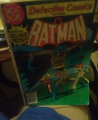 DC Batman comic book Knoxville, 37938