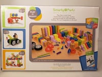 Smarty Parts Engineer Set ( 125 pieces) ~New in box~ Ashburn