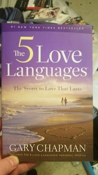 The 5 Love Languages book Georgetown Township, 49428