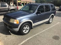 Ford - Explorer - 2002 Raleigh, 27613
