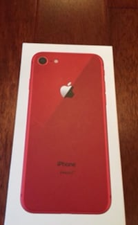 iPhone 8 Product Red  Hamilton, L8W 1R5