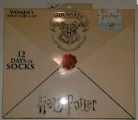 Harry Potter 12 Days of Socks Arlington Heights, 60004